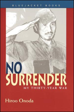 Book cover No Surrender