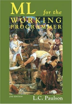 Book cover ML for the working programmer