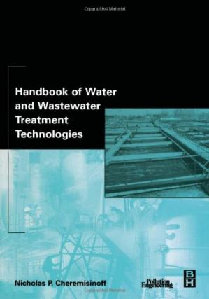 Book cover Handbook of Water and Wastewater Treatment Technologies