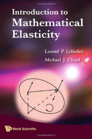 Book cover Introduction to mathematical elasticity