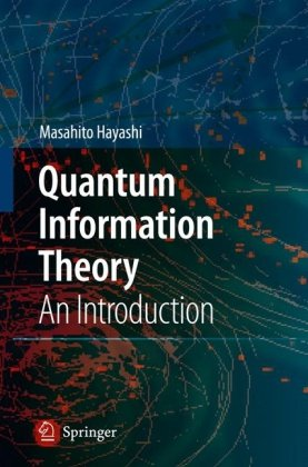 Book cover Quantum information: an introduction