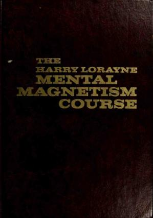 Book cover Mental Magnetism Course