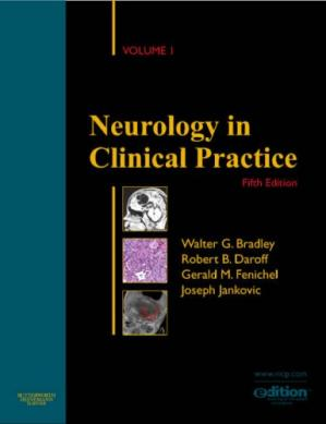 Book cover Neurology in Clinical Practice, 5th Edition