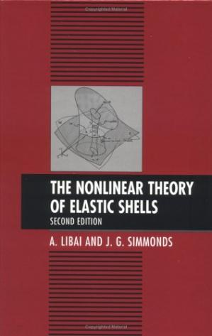 Book cover The nonlinear theory of elastic shells