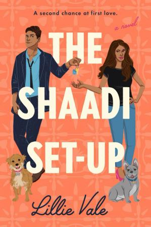 Book cover The Shaadi Set-Up