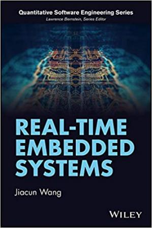 Book cover Real-Time Embedded Systems
