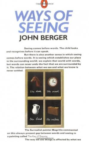 Book cover Ways of Seeing: Based on the BBC Television Series