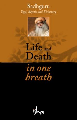 Book cover Life and Death in One Breath