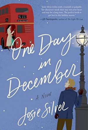 书籍封面 One Day in December