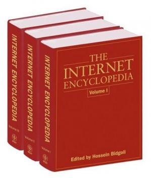 Book cover The Internet encyclopedia,