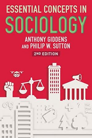 Book cover Essential Concepts in Sociology