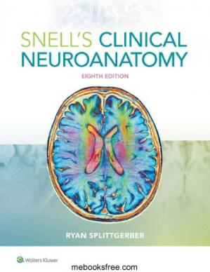 Book cover Snell's Clinical Neuroanatomy