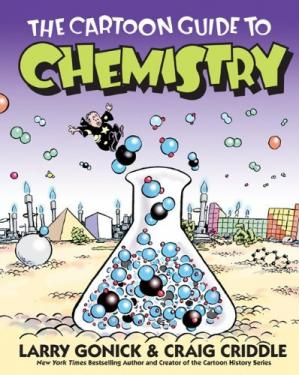 पुस्तक कवर The cartoon guide to chemistry