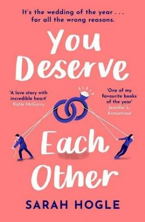 Book cover You Deserve Each Other