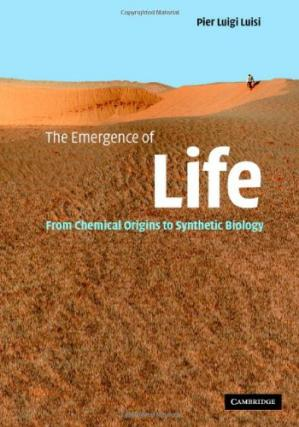 पुस्तक कवर The Emergence of Life: From Chemical Origins to Synthetic Biology