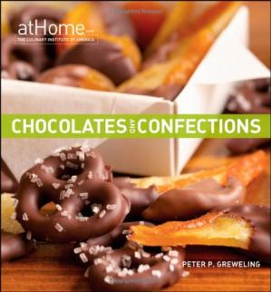 Обкладинка книги Chocolates and Confections at Home with The Culinary Institute of America