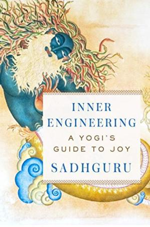 Book cover Inner Engineering: A Yogi's Guide to Joy