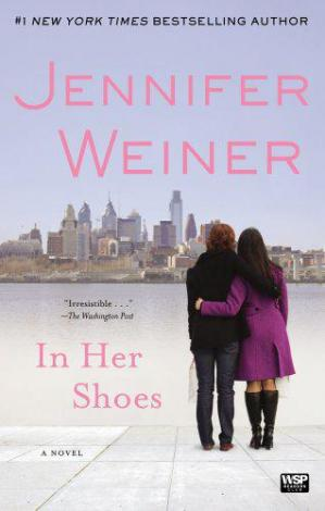 Book cover In Her Shoes