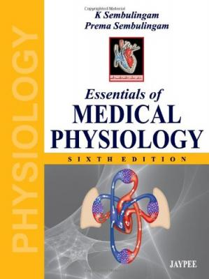 Copertina Essentials of Medical Physiology