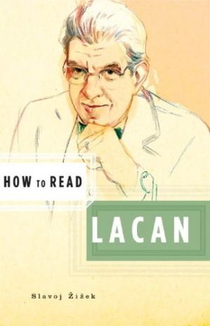 Book cover How to Read Lacan