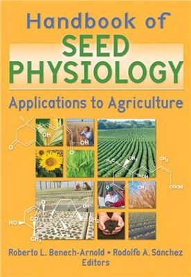 पुस्तक कवर Handbook of seed physiology: applications to agriculture