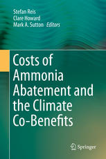 Book cover Costs of Ammonia Abatement and the Climate Co-Benefits
