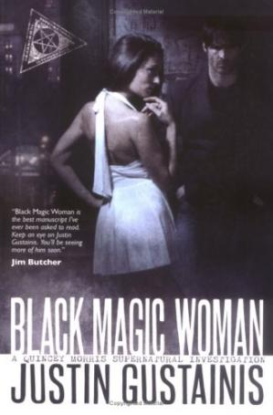 Book cover Quincy Morris 01 Black Magic Woman
