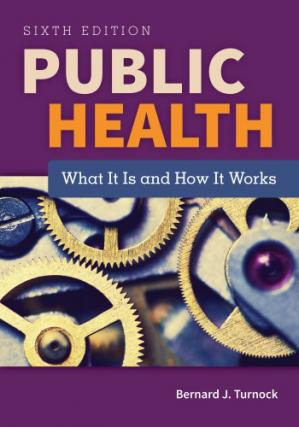 Book cover Public Health: What It Is and How It Works