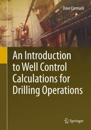 Book cover An introduction to well control calculations for drilling operations