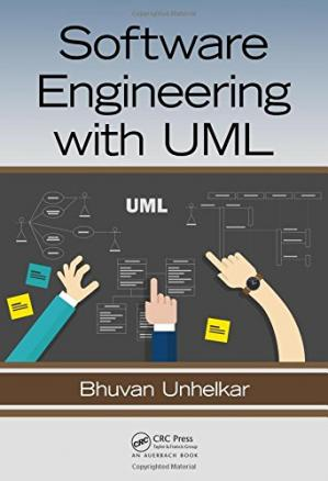 Book cover Software Engineering with UML