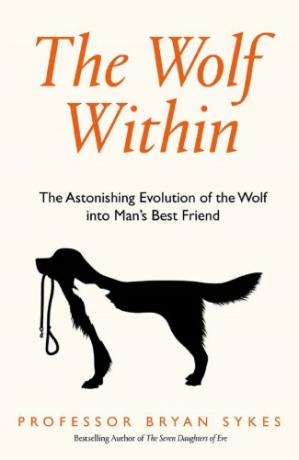 Book cover The Wolf Within: The Astonishing Evolution of the Wolf into Man's Best Friend