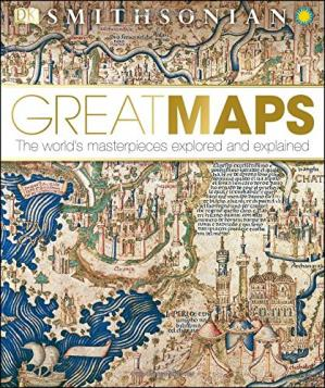 Book cover Great Maps
