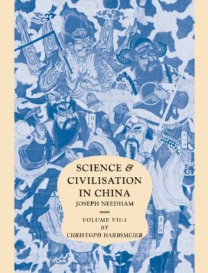 Book cover Science and Civilisation in China, The Social Background, Part 1, Language and Logic in Traditional China