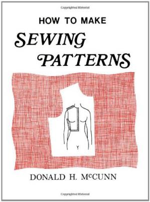 书籍封面 How to Make Sewing Patterns