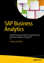 书籍封面 SAP Business Analytics: A Best Practices Guide for Implementing Business Analytics Using SAP