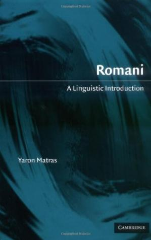 Εξώφυλλο βιβλίου Romani: A Linguistic Introduction