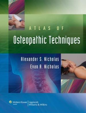 Book cover Atlas of Osteopathic Techniques