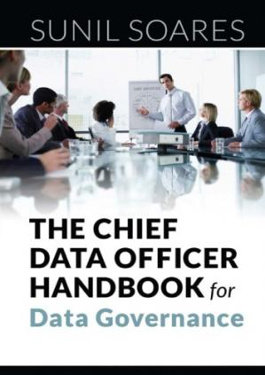 Book cover The Chief Data Officer Handbook for Data Governance