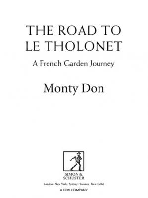 Book cover The Road to Le Tholonet