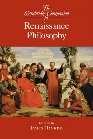 Обкладинка книги The Cambridge Companion to Renaissance Philosophy