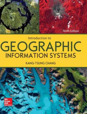Book cover Introduction to Geographic Information Systems