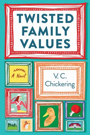 Book cover Twisted Family Values