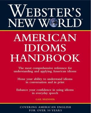书籍封面 Webster's New World American Idioms Handbook