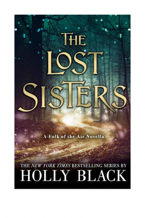 Book cover The Lost Sisters