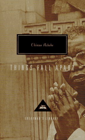Book cover Things Fall Apart (Everyman's Library)