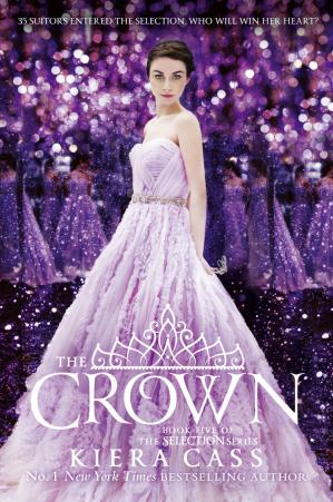 Book cover The Crown (UK)