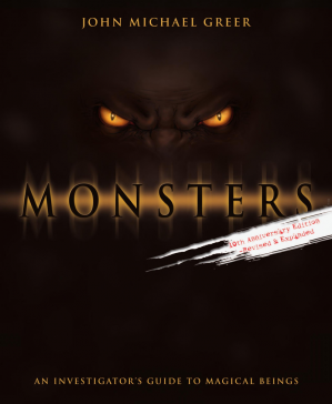Copertina Monsters: An Investigator's Guide to Magical Beings