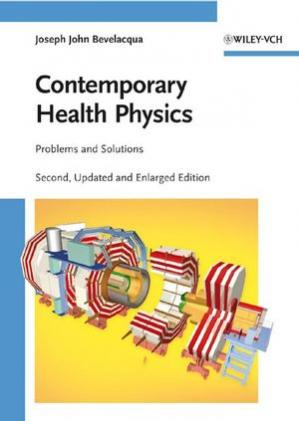 کتاب کی کور جلد Contemporary Health Physics: Problems and Solutions