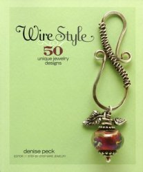 Обложка книги Wire Style: 50 Unique Jewelry Designs