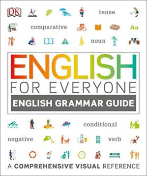 غلاف الكتاب English for Everyone: English Grammar Guide